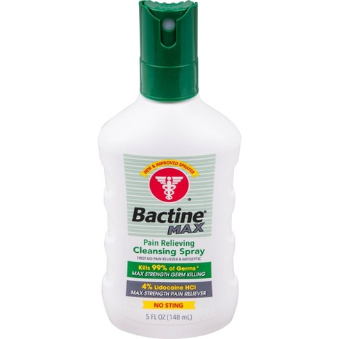 Bactine Max Spray - 5oz - image 1 of 4