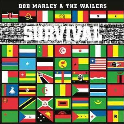 Bob Marley - Survival (LP) (Vinyl)
