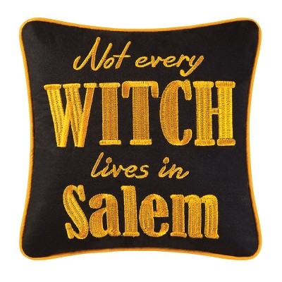 C&F Home Not Every Witch Lives Pillow