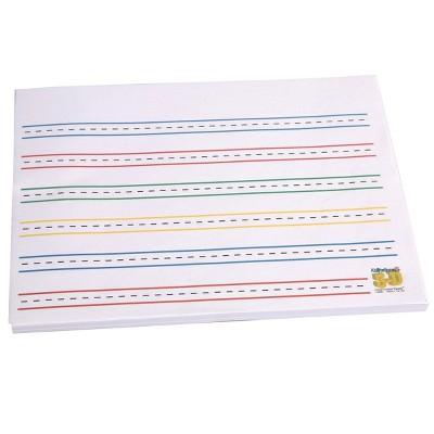 Abilitations 4-Color Raised ColorCue Paper, pk of 50