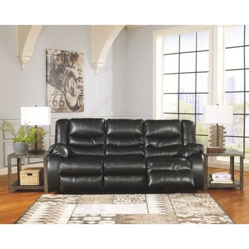 Linebacker Durablend Reclining Sofa Signature Design By Ashley Target