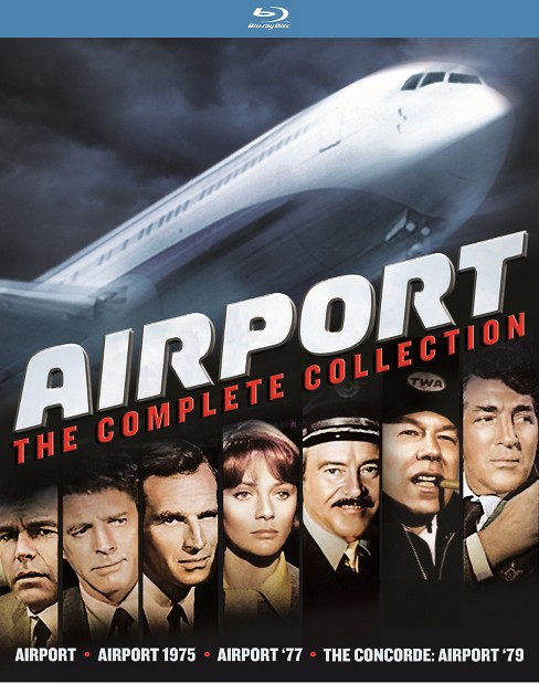 Airport:Complete collection (Blu-ray) - image 1 of 1