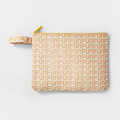 Wet/Dry Bag Yellow - Sun Squad™