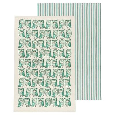 2pk Kitchen Towel (18 x28 )- Now Designs