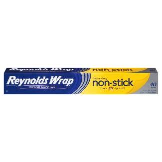 Reynolds® Heavy Duty Non-Stick Aluminum Foil - 40sqft