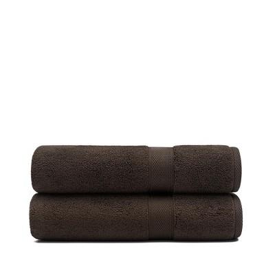 Plush Towels (Lynova) Bath Towel - Set of 2 - Standard Textile Home