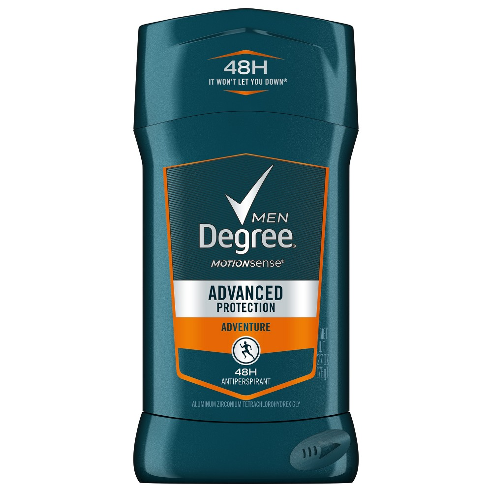 Image of Degree Men Advanced Protection Adventure 48-Hour Antiperspirant & Deodorant Stick - 2.7oz