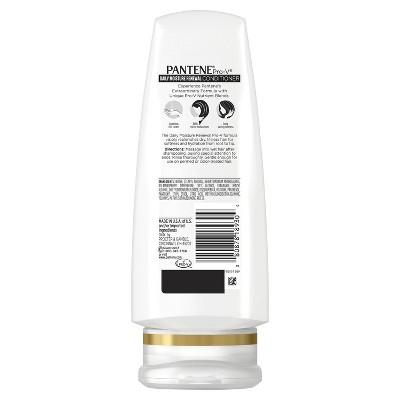 Pantene Pro-v Daily Moisture Renewal Shampoo And Conditioner Bundle