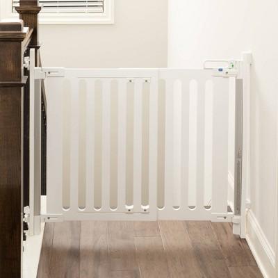 Qdos Spectrum Designer Baby Safety Gate Hardware Mount - White