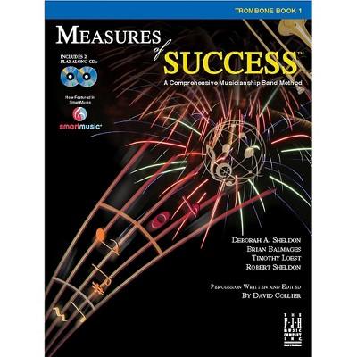 FJH Music Measures of Success Trombone Book 1