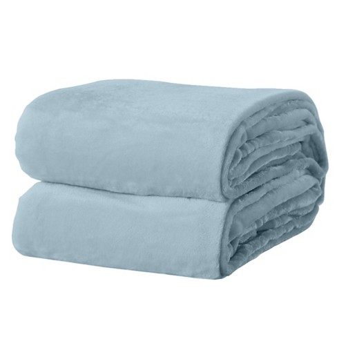 Home Fashion Designs Ultra Velvet Plush Super Soft Throw Blanket - image 1 of 3