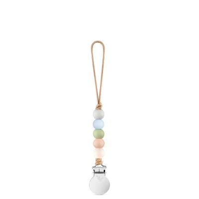 Ryan & Rose Quinn Cutie Clip Pacifier Clip - River