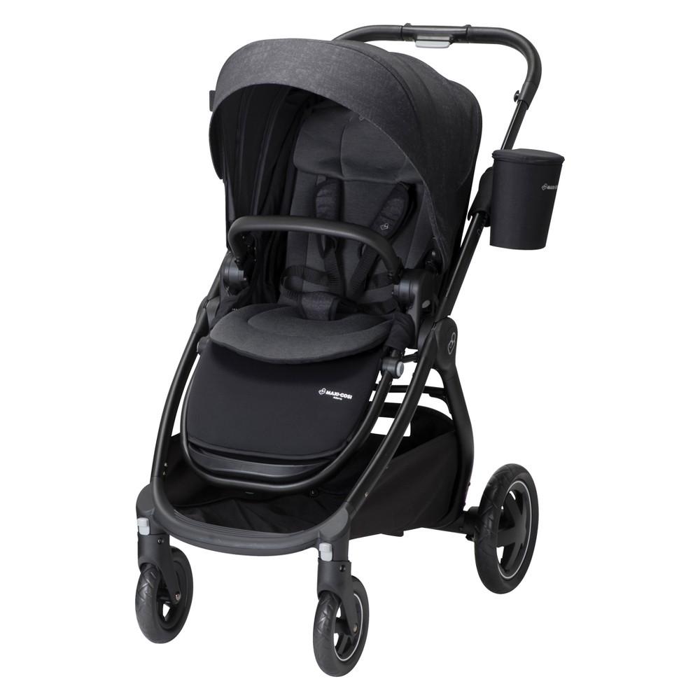 Image of Maxi-Cosi Adorra Modular Stroller, Nomad Black
