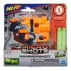 NERF MicroShots Zombie Strike Hammershot Blaster - image 2 of 2