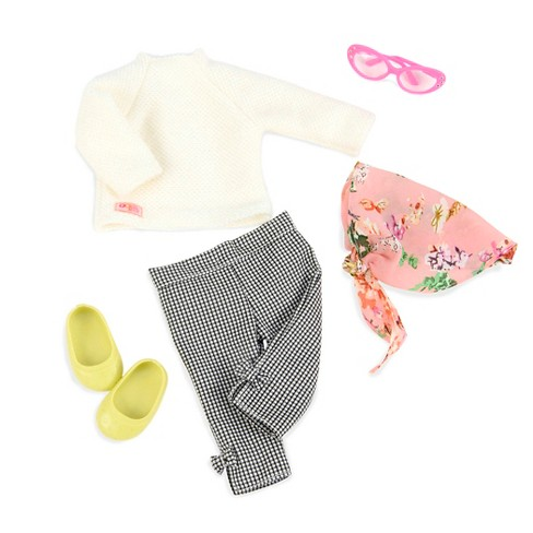 Our Generation® Retro Outfit - Check it Out™ - image 1 of 4