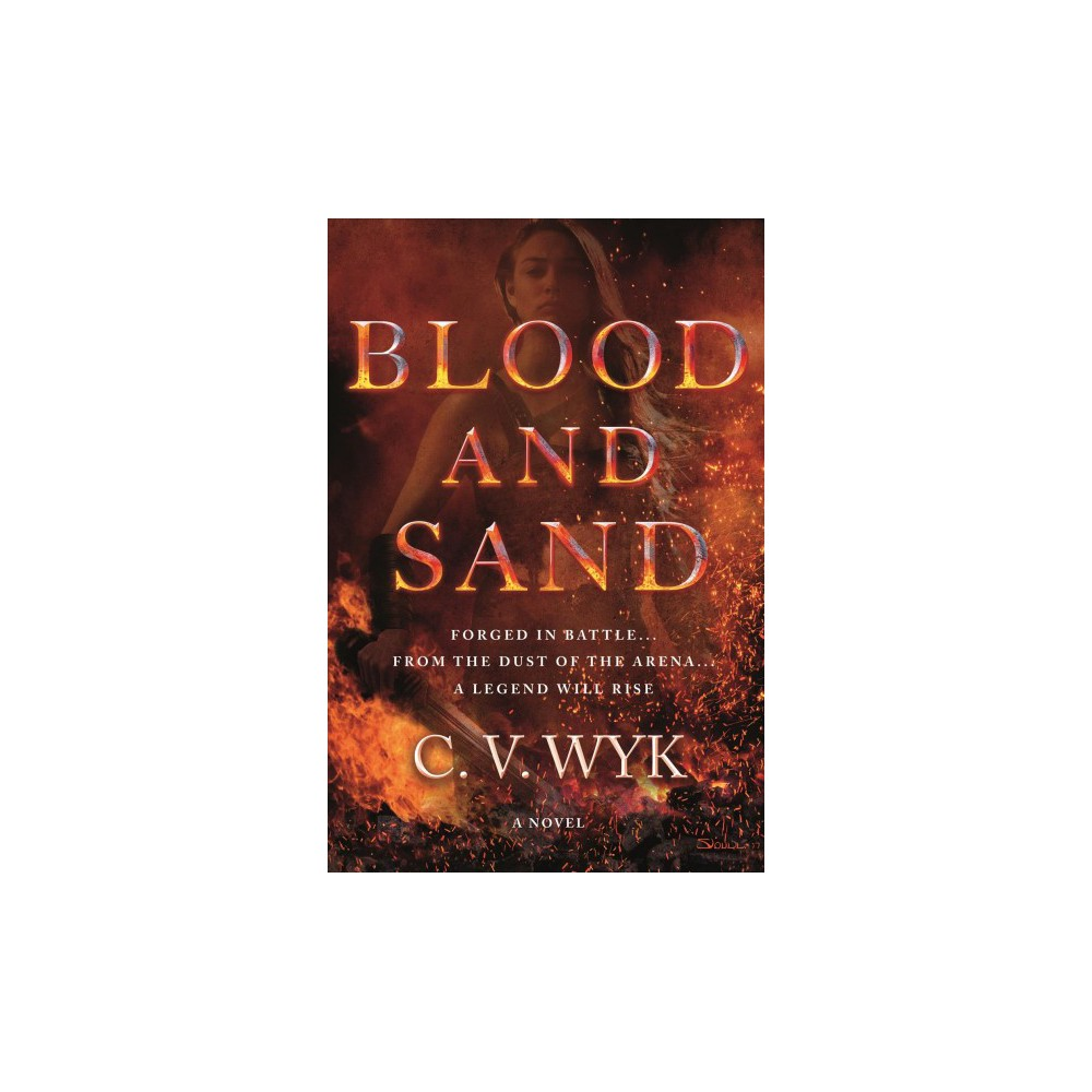 Blood and Sand - by C. V. Wyk (Hardcover)