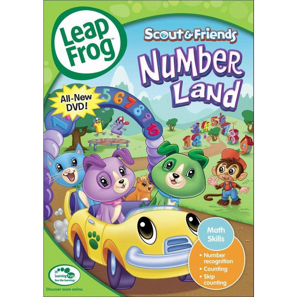 LeapFrog: Numberland (dvd_video)