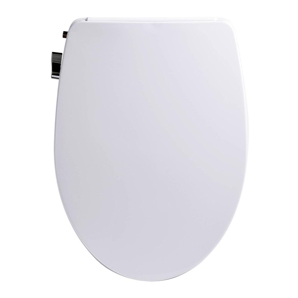 Slim Zero Toilet Seat White Bio Bidet