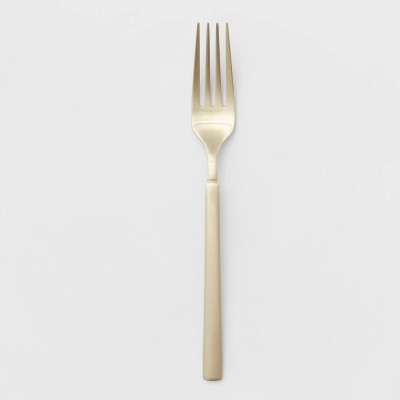 Stainless Steel Dux Champagne Dinner Fork - Project 62™