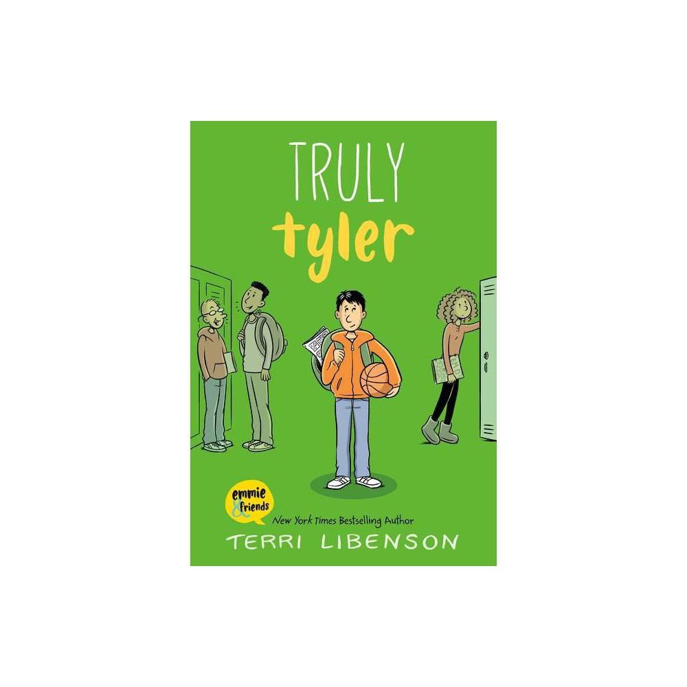 Truly Tyler Emmie 38 Friends By Terri Libenson Paperback