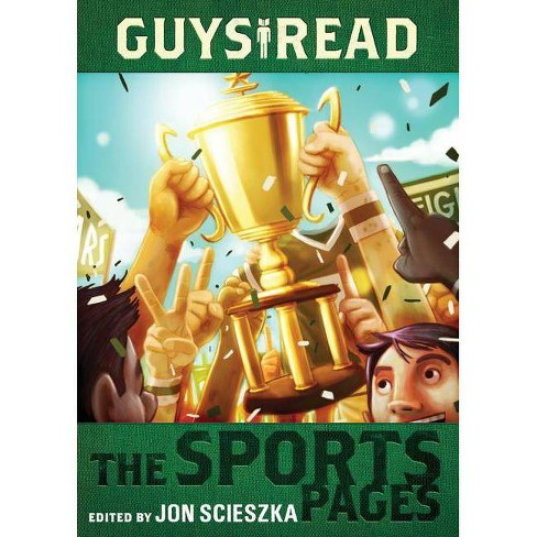 Guys Read: The Sports Pages - (Paperback) - image 1 of 1
