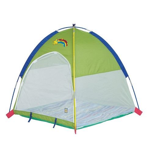 Pacific Play Tents Kids Baby Suite Deluxe Lil' Nursery Play Tent With Padded Mat 3' x 3' - image 1 of 4