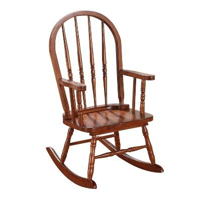 Acme Furniture Kids Rocking Chair Tobacco