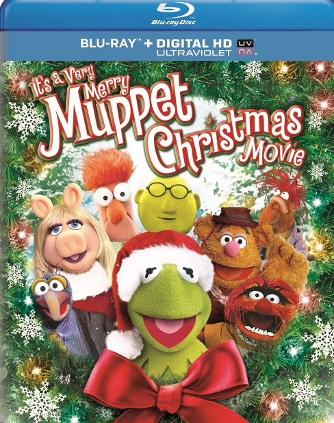 It's a very merry muppet christmas mo (Blu-ray) - image 1 of 1