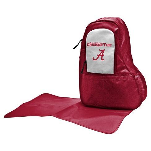 Alabama Crimson Tide Lilfan Diaper Bag