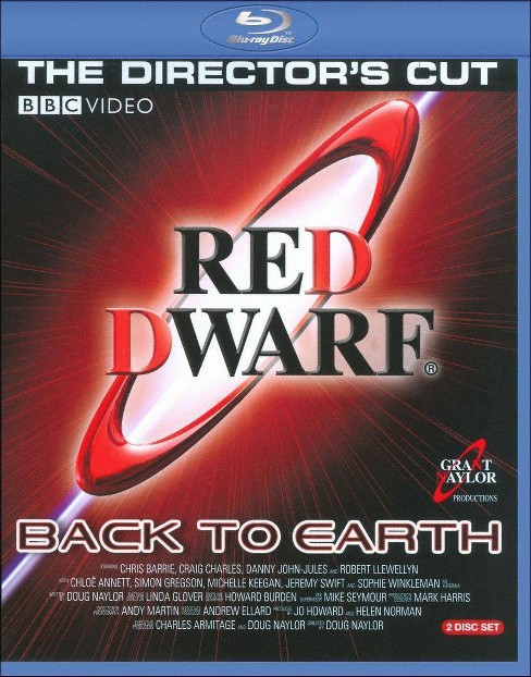 Red dwarf:Back to earth (Blu-ray) - image 1 of 1
