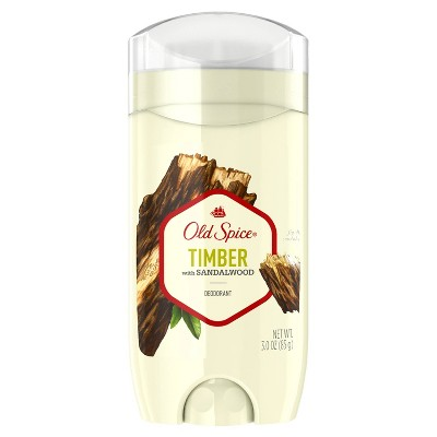 Old Spice Fresher Collection Timber Deodorant - 3oz