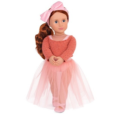 "Our Generation 18"" Ballet Doll - Aubrie"