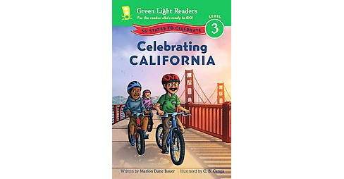 Celebrating California (Paperback) - image 1 of 1