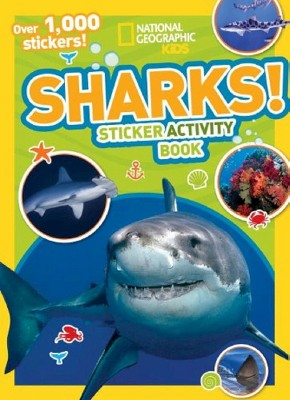 Sharks ( National Geographic Kids)(Paperback)by National Geographic Society (U.S.)