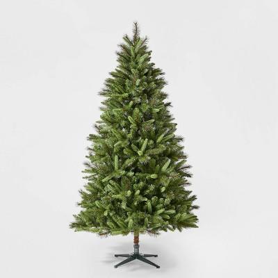 7ft Unlit Balsam Fir Artificial Christmas Tree - Wondershop™