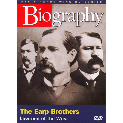 Biography: The Earp Brothers (DVD) - image 1 of 1