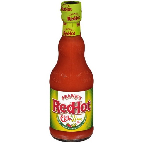 Frank's RedHot Chile Lime Hot Sauce - 12oz - image 1 of 2