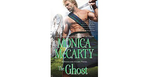 Ghost (Paperback) (Monica McCarty) - image 1 of 1