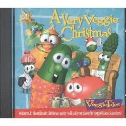VeggieTales - Very Veggie Christmas (CD)