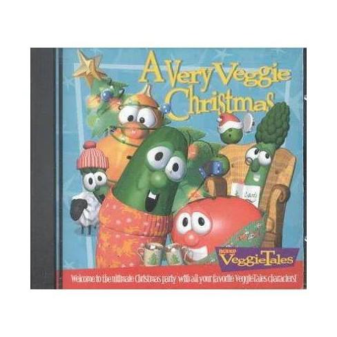 A Very Veggie Christmas.Veggietales Very Veggie Christmas Cd