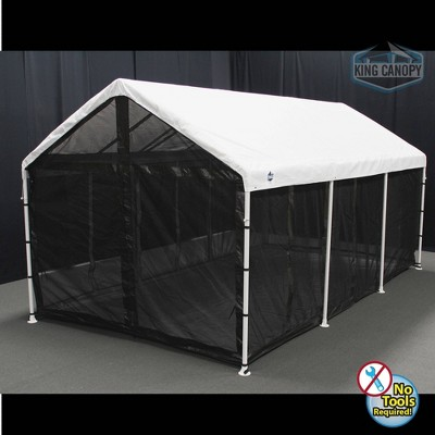 King Canopy 10'x20' Tent Screen Room