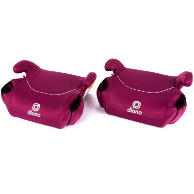 Diono Solana 2pk Backless Booster Car Seat - Pink