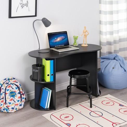 Student Desk With Storage Z Line Gemini Desk