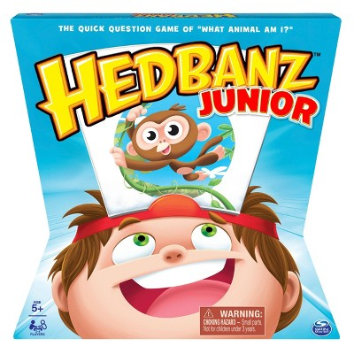 Spin Master Games Hedbanz Junior