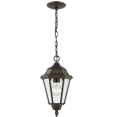Generation Lighting Bakersville 1 light Heirloom Bronze Outdoor Fixture 60938-782