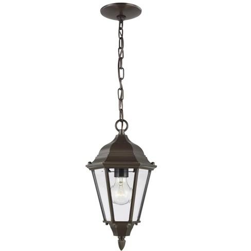 Generation Lighting Bakersville 1 light Heirloom Bronze Outdoor Fixture 60938-78 - image 1 of 2
