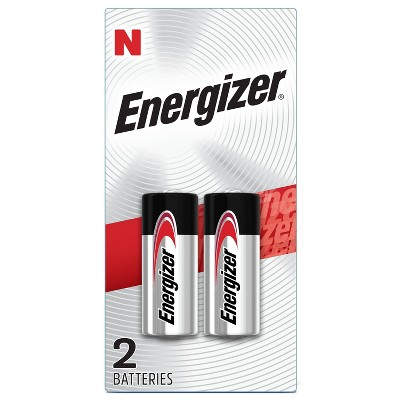 Energizer 2pk N Batteries