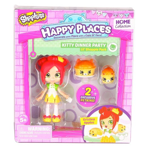 Happy Places Shopkins™ Lil' Shoppie - Kristina Apples - image 1 of 5