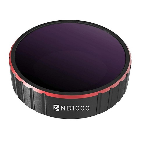 Freewell ND1000 Long Exposure Photography Camera Lens Filter for DJI Osmo Pocket Action Camera - image 1 of 1