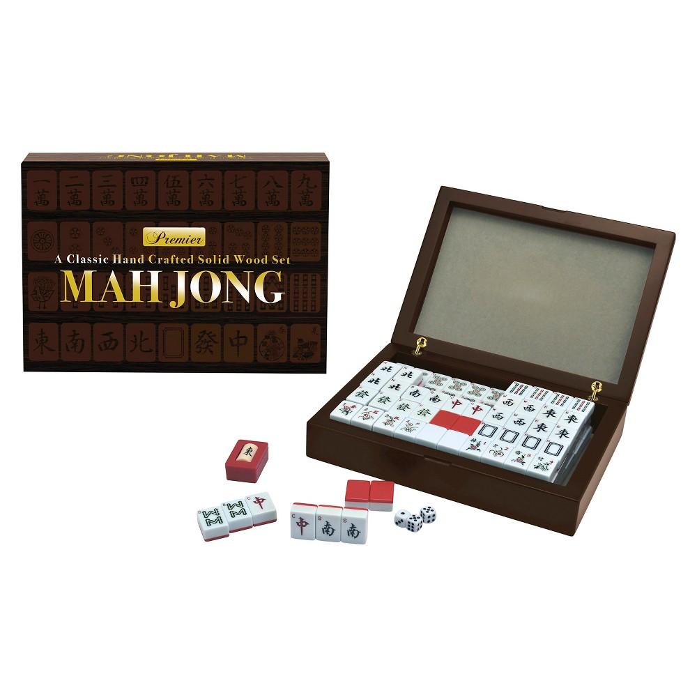 Intex Entertainment Premier Mahjong Board Game